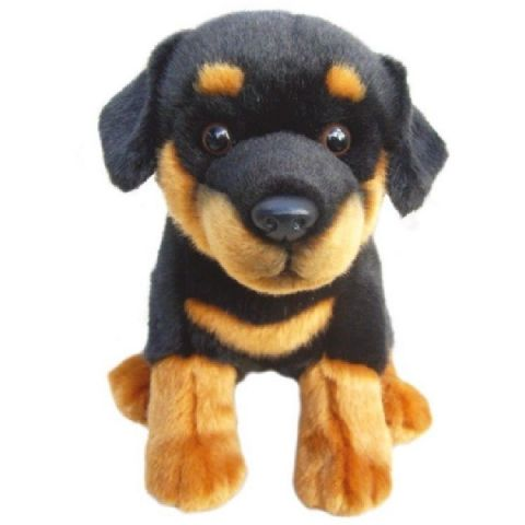 Rottweiler , gift wrapped, not gift wrapped with or without engraved tag